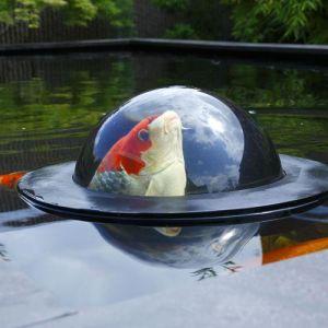 Velda Dôme flottant pour poisson L
