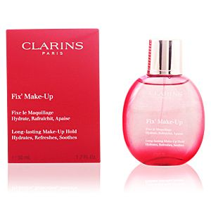 Clarins Fix' Make-Up - Fixe le maquillage, hydrate, rafraîchit, apaise