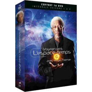 Voyage dans l'espace-temps avec Morgan Freeman - Intégrale saisons 1 à 6 [DVD]