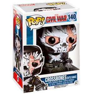 Funko Figurine Pop! Marvel : Crossbones