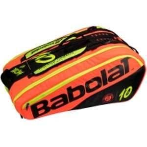 Babolat Thermobag Pure Aero 12R La Decima Roland Garros Rafa Nadal