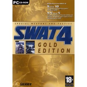 Image de SWAT 4 Gold Edition [PC]