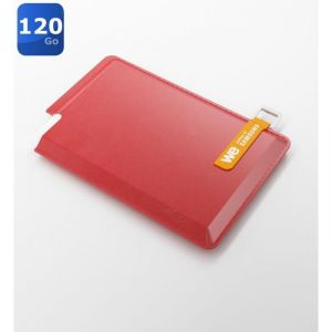 "WE Housse 120 Go by Samsung - Disque SSD externe 120 Go 2.5"" USB 3.0"
