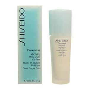 Shiseido Pureness - Fluide hydratant matifiant sans corps gras