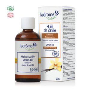 Ladrôme Huile de macération Vanille - 50 ml