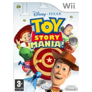 Toy Story Mania ! [Wii]