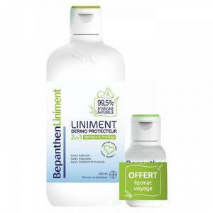 Bayer Bepanthen Liniment dermo protecteur 2 en 1 - 750 ml + 50 ml