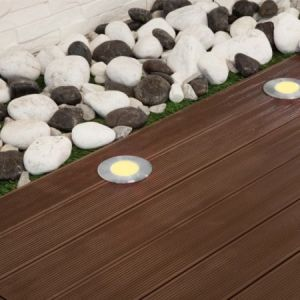 Lumihome Spot encastrable 28 led blanc chaud