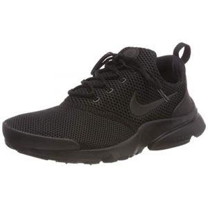 Nike Presto Fly GS 913966-001 Chaussures de Running Compétition garçon, Noir Black 001, 37.5 EU