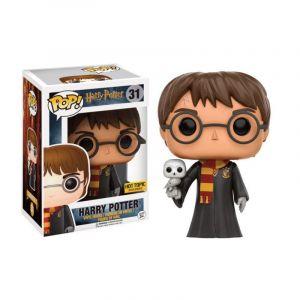 Figurine Pop Harry Potter Avec dwige Noir Funko Pop Occasion