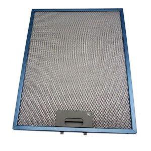 Whirlpool 128571 - Filtre métal anti-graisse (282 x 380 mm) à l'unité