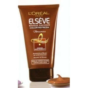 L'Oréal Elsève Color Refresh Brunes - Masque raviveur