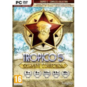 Tropico 5 : the complete collection [PC]