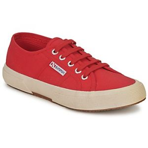 Superga Baskets basses 2750 CLASSIC rouge - Taille 36,37,38,41,42,43,44,45,46,35,44 1/2