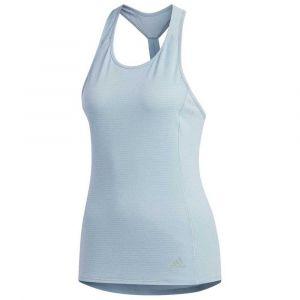 Adidas Supernova Tank Women, ash grey S T-Shirts Running
