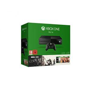 Microsoft Xbox One 1To + Rainbow Six Siege & Vegas
