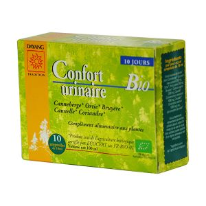 Dayang Confort Urinaire Bio 10 ampoules
