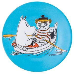Petit Jour MO923H - Assiette à dessert Moomin