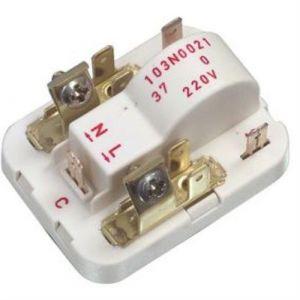 Danfoss 103N0015 - Relais compresseur pour réfrigérateur