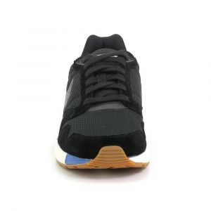 Le Coq Sportif Omega X Sport Black, Baskets Hommes, Noir, 44 EU