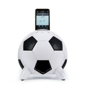 Amethyst mi-football - Dock pour iPod/ iPhone et Mp3