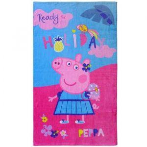 Cti Drap de bain ready for my holiday Peppa Pig (70 x 120 cm)