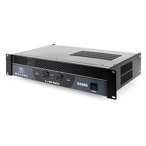 Malone DX800 - Ampli PA 800W bridgeable
