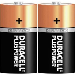 Duracell Plus Power blister de 2 piles LR14