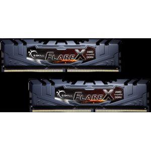 G.Skill F4-2933C14D-16GFX - Flare X Series 16 Go (2x 8 Go) DDR4 2933 MHz CL14