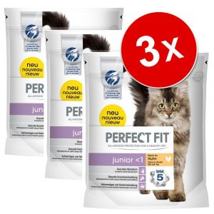 Perfect fit Light 1+ Riche en poulet pour chat 3x 750 g