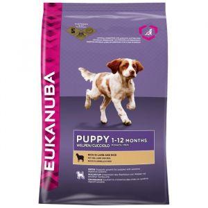 Eukanuba Puppy Junior Sensible - Agneau 2.5 kg