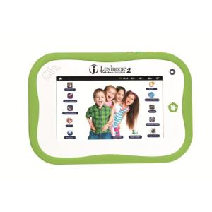 "Lexibook Tablet Junior 2 (MFC280F) - Tablette tactile 7"" 4 Go sur Android 4.2"
