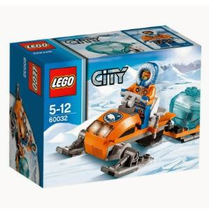 Lego 60032 - City : La motoneige