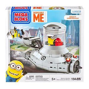 Mega Bloks CNC82 - Moi, Moche Et Méchant : Minion Mobile