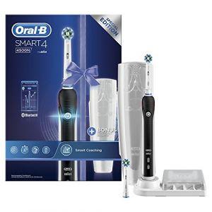 Oral-B Smart4 4500N CrossAction Brosse à Dents Électrique Rechargeable