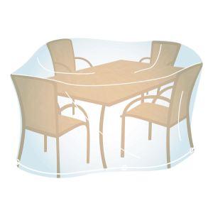 Campingaz Housse transparente pour salon de jardin 220 x 110 x 100 cm