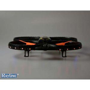 RayLine X39VL Sky King - Drone radiocommandé 2,4Ghz avec caméra