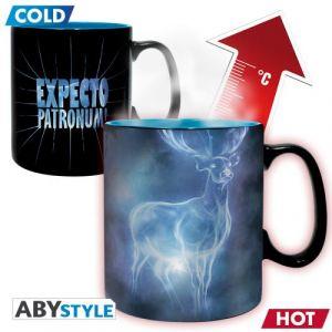 Abysse Corp Harry Potter - Mug thermique - Patronus - 460 ml