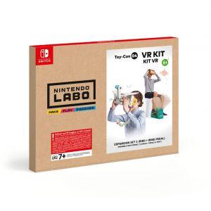 Nintendo LaboTM - Kit VR (Toy-Con 04) Ensemble Additionnel 2 (Oiseau + Pédale à vent)