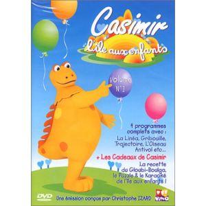 Casimir : L'île aux enfants - Volume 1
