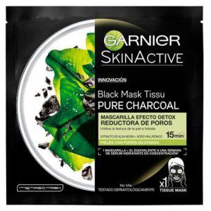 Garnier SkinActive - Pure Charcoal Black Mask Tissu