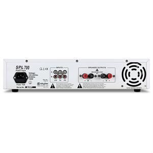 Electronic-Star Set DJ DJ-22 1000W : Ampli + Enceintes + Micro + Câbles