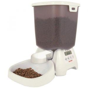 Ezoo Distributeur de nourriture automatique 3 kg pour chat