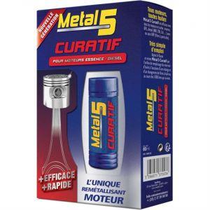 Metal5 Traitement Remétallisant moteur Curatif 80 ml