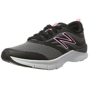 New Balance WX713HZ Chaussures de running Femme, Noir (Black/Pink), 37.5 EU