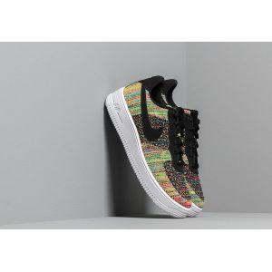 Nike Chaussure Air Force 1 Flyknit 2.0 pour Jeune enfant/Enfant plus âgé - Noir - Taille 39 - Unisex