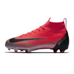 Nike Chaussures de foot enfant JR Superfly 6 Elite CR7 FG rouge - Taille 38 1/2
