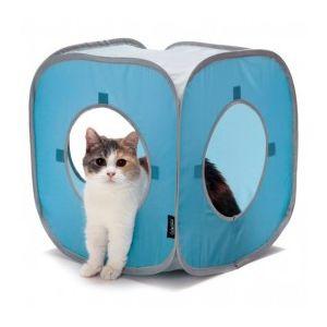 Kitty city Play Cube - Aire de jeux 38 x 38 x 38 cm