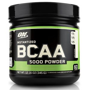 Optimum nutrition Amino Acide BCAA 5000 Powder 345 g
