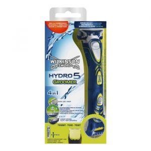 Wilkinson Hydro 5 Groomer - Rasoir tondeuse pour Homme